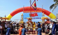 Quảng Ngãi đề nghị công nhận Lễ Khao lề thế lính Hoàng Sa là di sản phi vật thể tiêu biểu Quốc gia