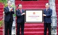 Di tích lịch sử Lam Kinh được công nhận là Di tích quốc gia đặc biệt