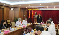 Đảng ủy Khối doanh nghiệp Trung ương thực hiện tốt Nghị quyết Trung ương 4 (khóa XI)