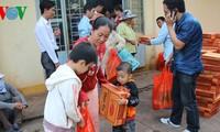 VOV tặng quà Tết cho người nghèo tỉnh Đồng Nai