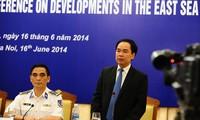 Các đối tác dầu khí nước ngoài cam kết hợp tác tích cực với Việt Nam ở Biển Đông