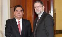 Nicaragua ủng hộ Việt Nam bảo vệ chủ quyền