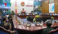 Phó Thủ tướng Nguyễn Xuân Phúc tiếp đoàn đại biểu người có công tỉnh Lào Cai
