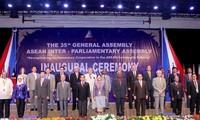 Đại hội đồng AIPA 35: khẳng định vai trò trong xây dựng Cộng đồng ASEAN