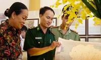 """Kiên Giang: trưng bày tư liệu """"Hoàng Sa, Trường Sa của Việt Nam-Những bằng chứng lịch sử và pháp lý"""""""