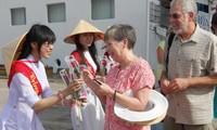 Tàu du lịch biển Star Pride lần thứ 3 đưa du khách đến Bình Định