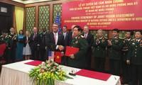 Thúc đẩy hợp tác quan hệ quốc phòng Việt Nam - Mỹ