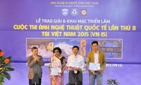 Việt Nam đoạt nhiều giải thưởng ở cuộc thi ảnh nghệ thuật quốc tế lần thứ 8