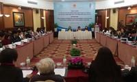 Tăng cường sự tham gia của phụ nữ trong Quốc hội và Hội đồng nhân dân các cấp