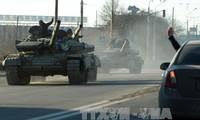 В ЛНР заявили о полном завершении отвода тяжелых вооружений