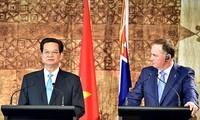 Нгуен Тан Зунг завершил официальные визиты в Новую Зеландию и Австралию