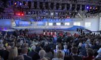 В США начались вторые теледебаты между кандидатами в президенты