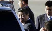 Председатель КНР начал официальный визит в США
