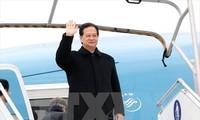 Премьер Вьетнама Нгуен Тан Зунг начал рабочий визит в Бельгию