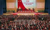 КПВ продожила получать поздравительные телеграммы в связи со своим 12-м съездом