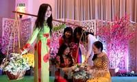 В Чехии воссоздано пространство Традиционного вьетнамского Тэта