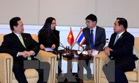 Нгуен Тан Зунг встретился со своим таиландским коллегой Праютом Чан-Оча