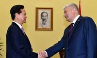Премьер-министр СРВ Нгуен Тан Зунг принял главу МВД РФ Владимира Колокольцева
