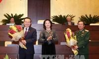 Во Вьетнаме избраны два заместителя председателя парламента страны