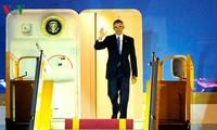 Зарубежные СМИ осветили визит президента США Барака Обамы во Вьетнам