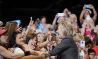 Демократическая партия официально объявила Хиллари Клинтон кандидатом в президенты США