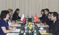 Замглавы МИД Польши Иоанна Веронеска посещает Вьетнам с визитом