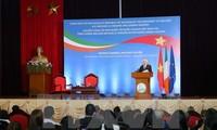 Продолжаются мероприятия в рамках визита президента Ирландии во Вьетнам