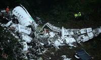 В Колумбии назвали причину крушения самолета с футболистами