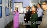 В провинции Фуиен открылась выставка «Острова Хоангша и Чыонгша принадлежат Вьетнаму»