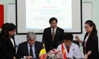 Бельгия содействует Вьетнаму в создании клиники семейного врача по европейским стандартам