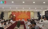 """Активизируется кампания """"Идеологию, нравственность и стиль Хо Ши Мина – в учебу и работу"""""""