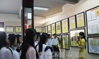В Хайфоне открылась выставка, посвященная суверенитету Вьетнама над островами Хоангша и Чыонгша