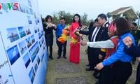В Батьлонгви проходит выставка, подтверждающая принадлежность Хоангша и Чыонгша к Вьетнаму