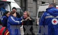 В результате теракта в петербурском метро пострадали многие люди
