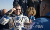 Трое космонавтов вернулись с МКС на Землю