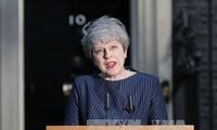 Премьер Британии назначила на 8 июня досрочные выборы в парламент