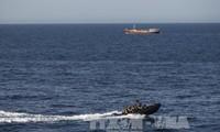 Сомали и ЕС обязались сотрудничать в борьбе с пиратством