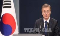 Президент РК выразил надежду, что сможет встретиться с лидером КНДР до конца года
