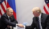 Путин выразил надежду на улучшение отношений с США после встречи с Трампом