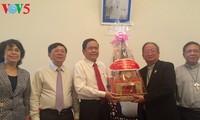 Верующие разных религий во Вьетнаме вносят вклад в строительство страны