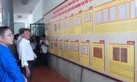 Выставка, посвященная суверенитету Вьетнама над островами Хоангша и Чыонгша