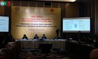Во Вьетнаме прошел семинар «Опыт реформирования политики в области заработной платы»