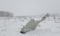 Росавиация начинает изучать черные ящики разбившегося самолета Ан-148