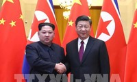 Положительные сдвиги в Северо-Восточной Азии