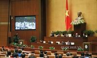 В Ханое начались депутатские запросы