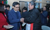 Вице-премьер Ву Дык Дам совершил рабочую поездку в провинцию Баккан