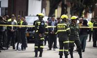 Число жертв взрыва в полицейской академии в Колумбии достигло 21 человека