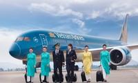 Vietnam Airlines попала в Топ-10 самых дорогих вьетнамских брендов