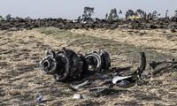 Данные самописцев указывают на сходство авиакатастроф в Эфиопии и Индонезии