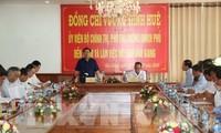 Выонг Динь Хюэ: Хаузянг должен превратиться в одну из самых развитых провинций в дельте реки Меконг